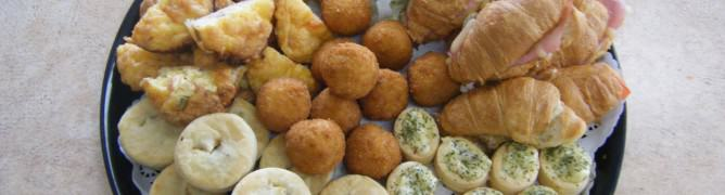 Hot Food Platter - Cougars Cafe and Catering